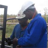machinery operation